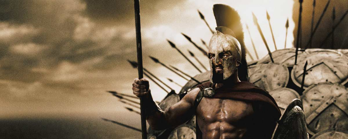 The best Quotes from 300