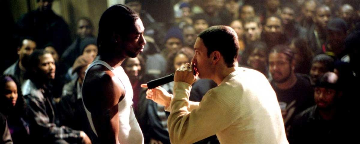 The best Quotes from 8 Mile