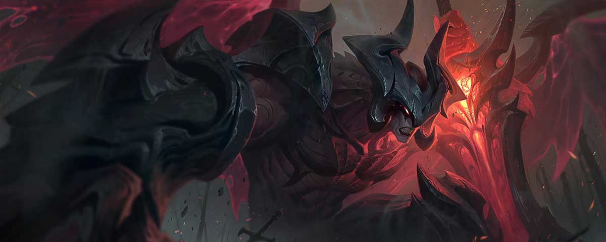 Quotes by Aatrox the Darkin Blade
