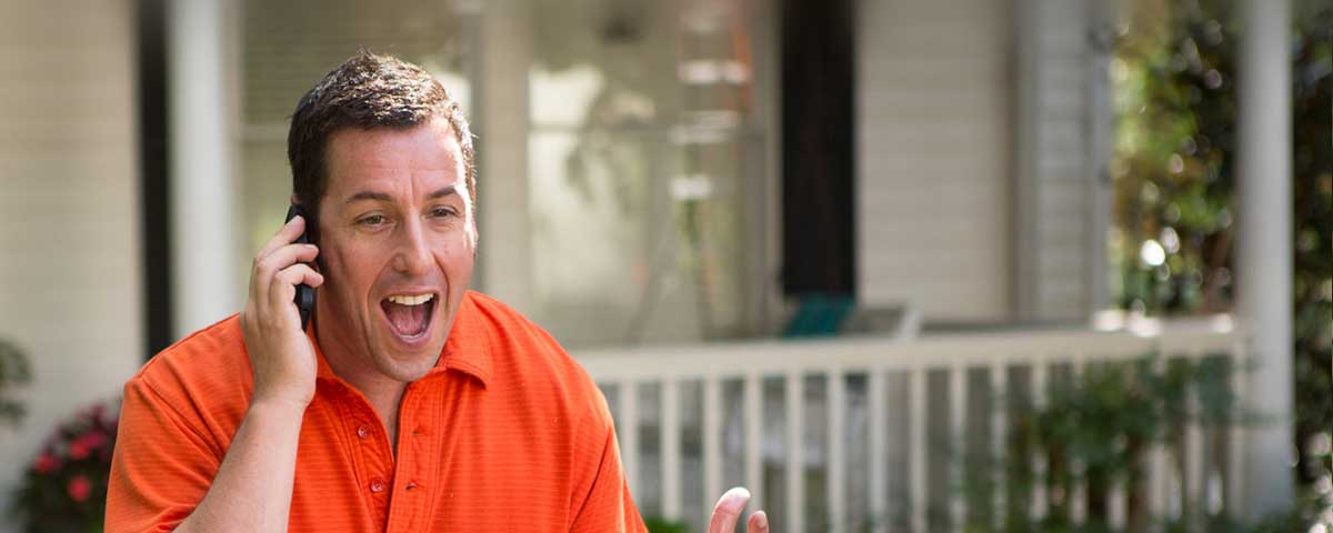 Quotes by Adam Sandler