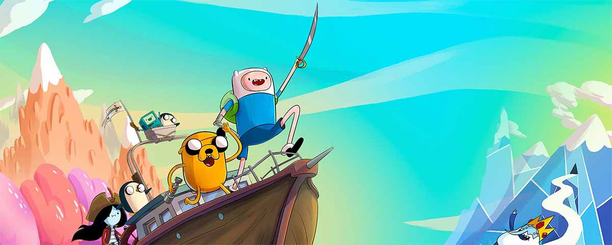 Quotes from Adventure Time