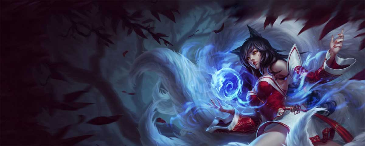 Quotes by Ahri the Nine-Tailed Fox