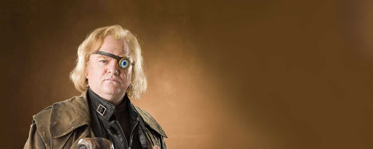 Quotes by Alastor 'Mad-Eye' Moody