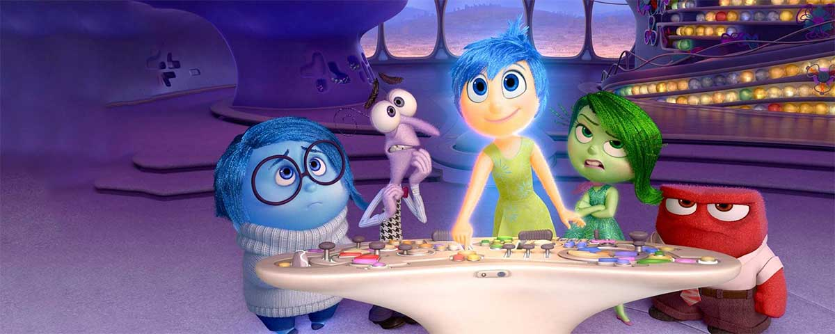 The best Quotes from Inside Out