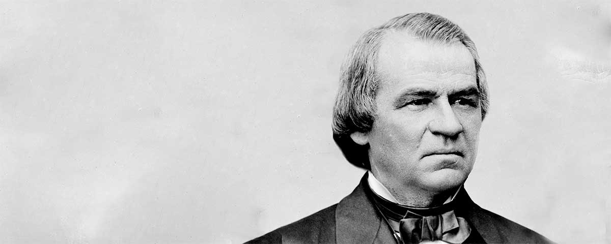 Quotes by Andrew Johnson