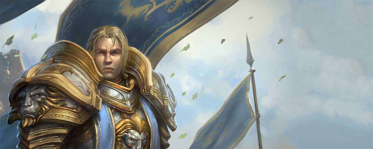 Quotes by Anduin Wrynn