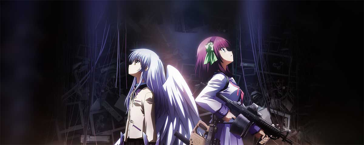 Quotes from Angel Beats!