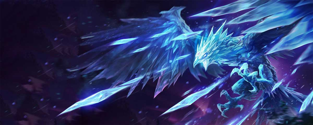 Quotes by Anivia the Cryophoenix