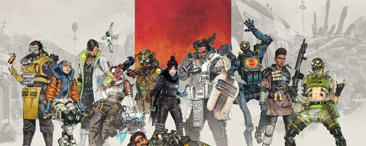 The best Quotes and Lines from Apex Legends