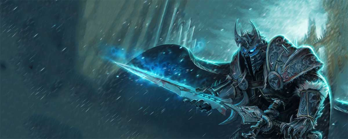 Quotes by Arthas Menethil