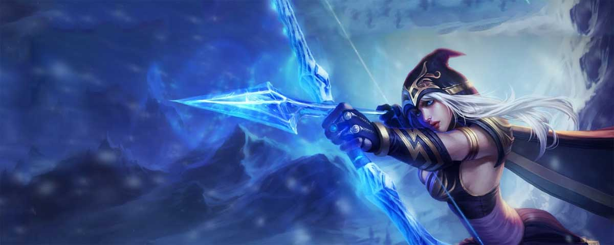 Quotes by Ashe the Frost Archer