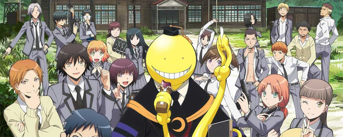 Quotes from Assassination Classroom