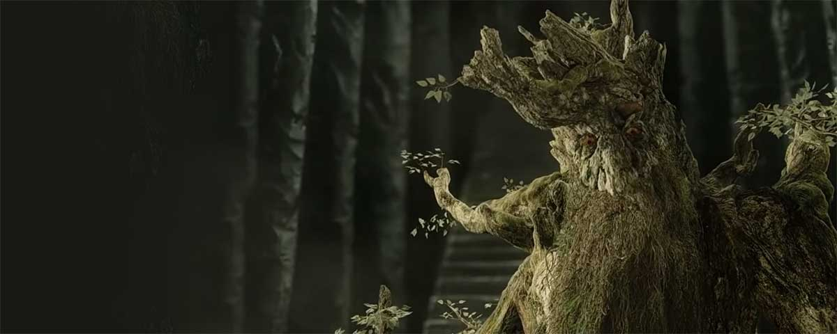 Quotes by Treebeard