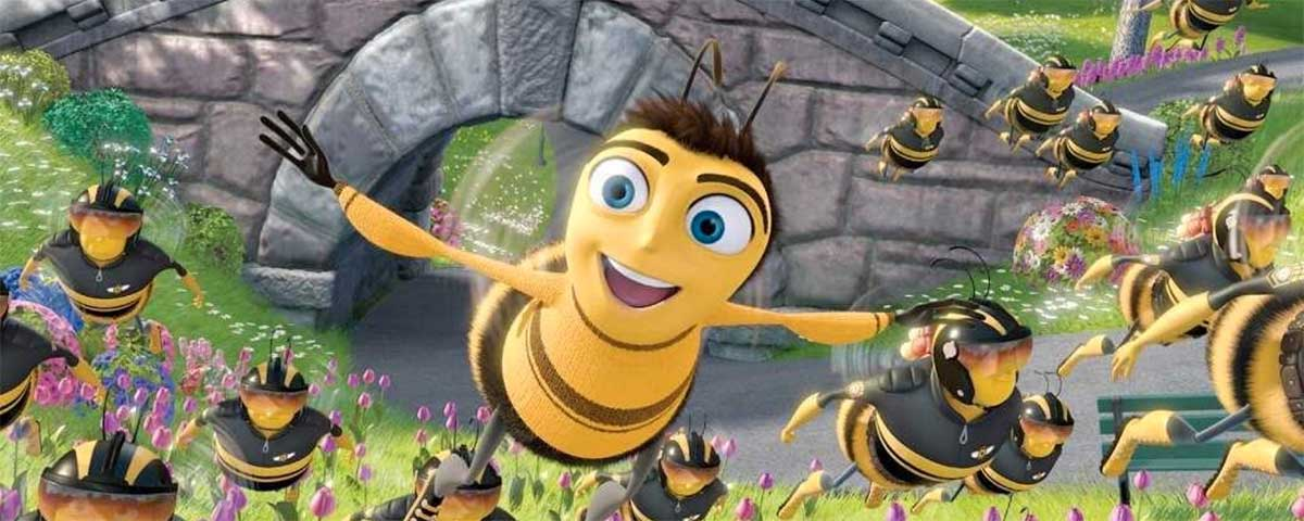 The best Quotes from Bee Movie