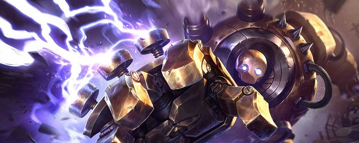 Quotes by Blitzcrank the Great Steam Golem