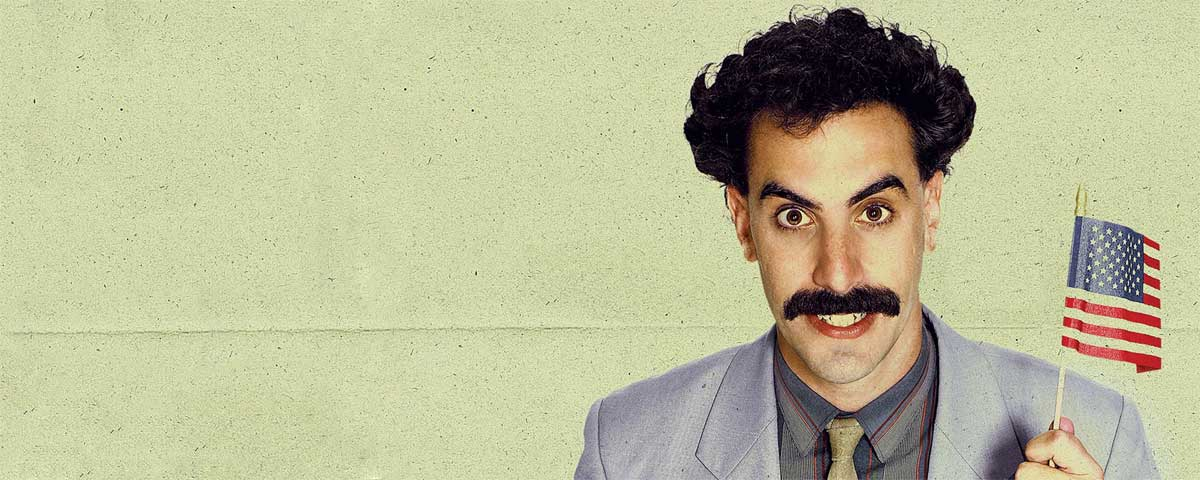 The best Quotes from Borat