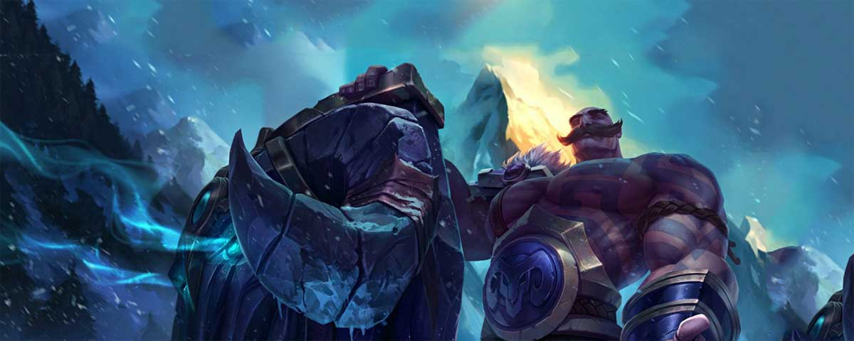 Quotes by Braum, the Heart of the Freljord
