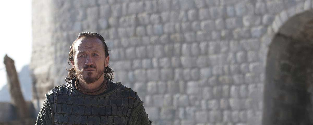 Quotes by Bronn
