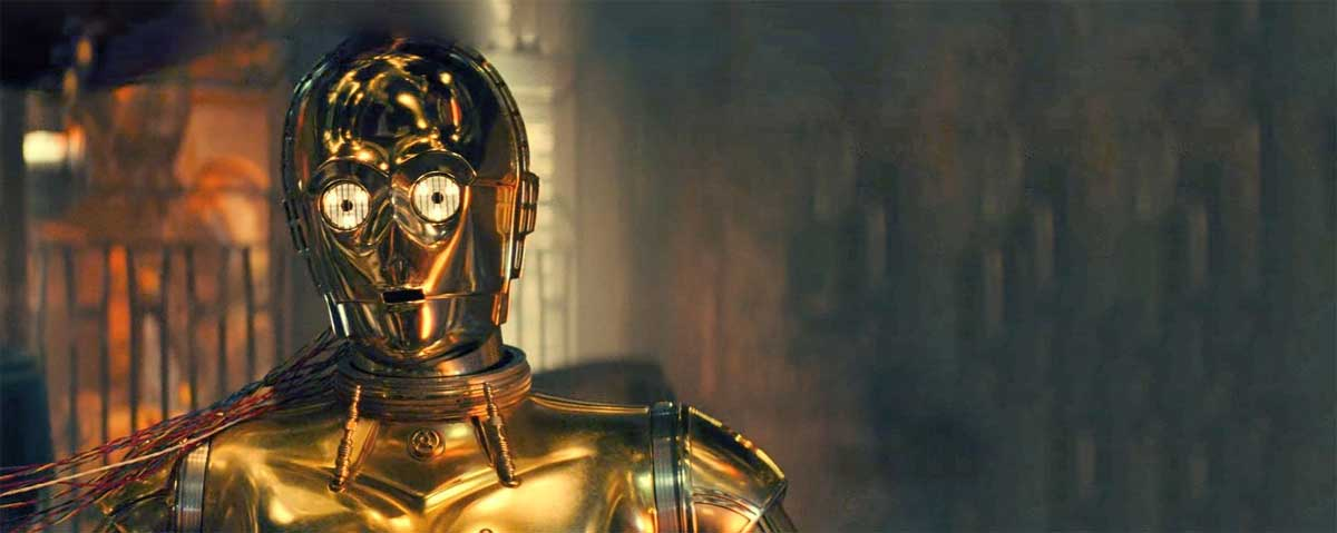 Quotes by C-3PO