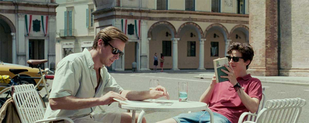 Quotes from Call Me By Your Name