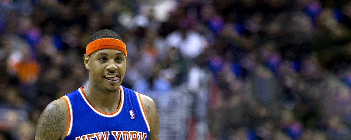 Quotes by Carmelo Anthony