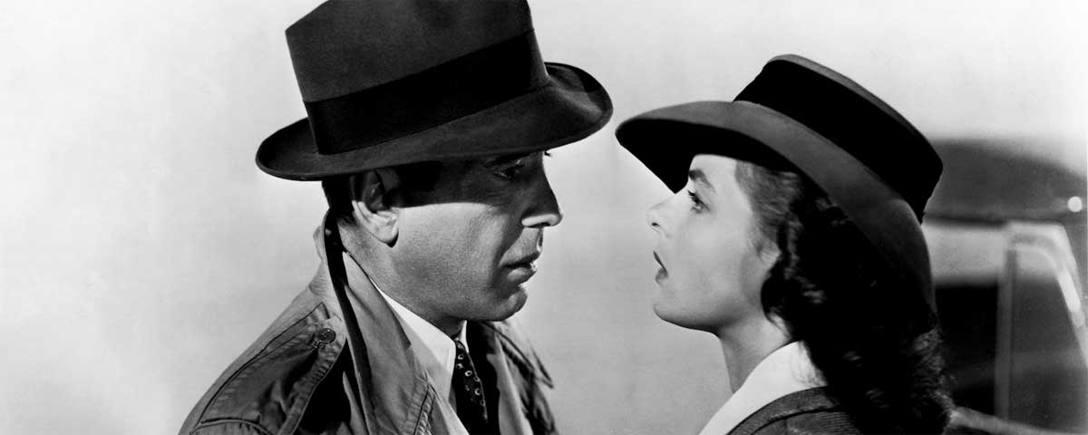 The best Quotes from Casablanca