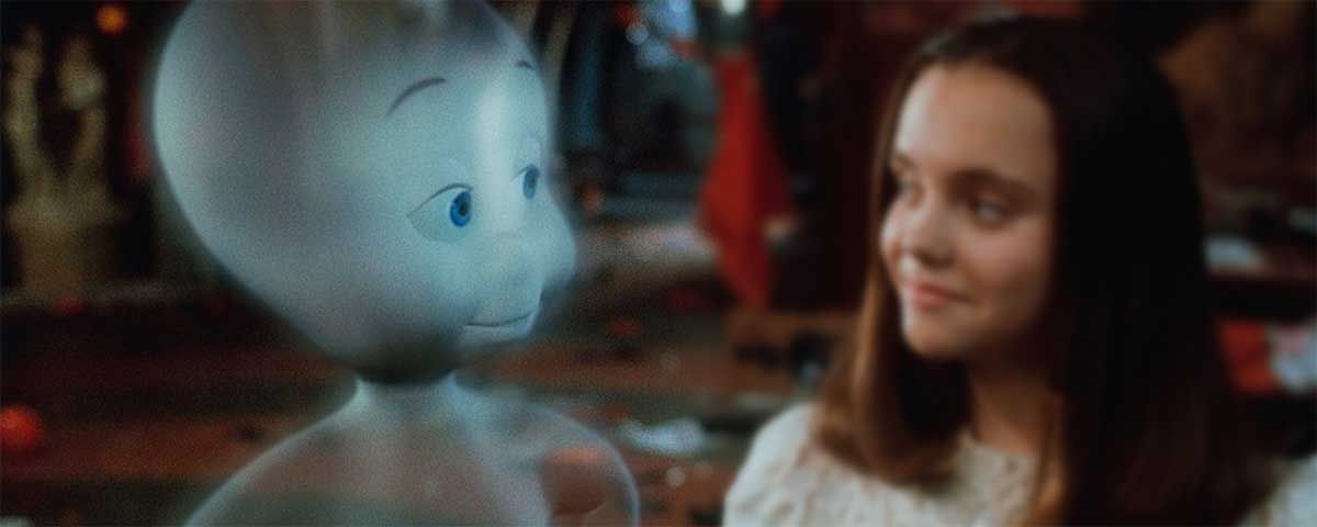 The best Quotes from Casper the Friendly Ghost