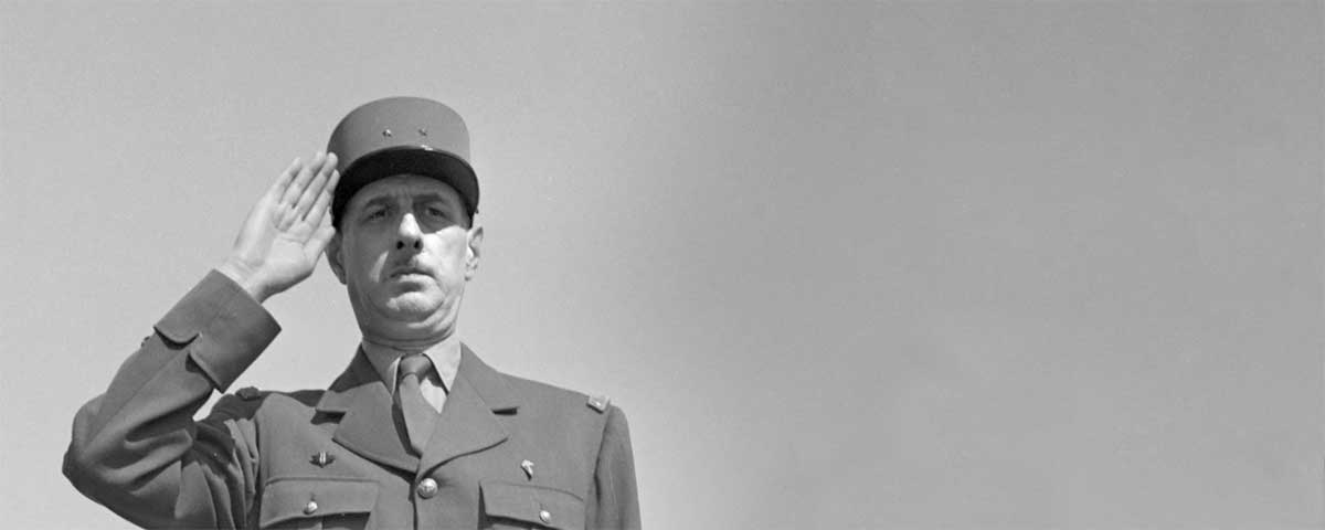 Quotes by Charles de Gaulle