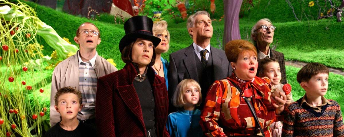 The best Quotes from Charlie and the Chocolate Factory