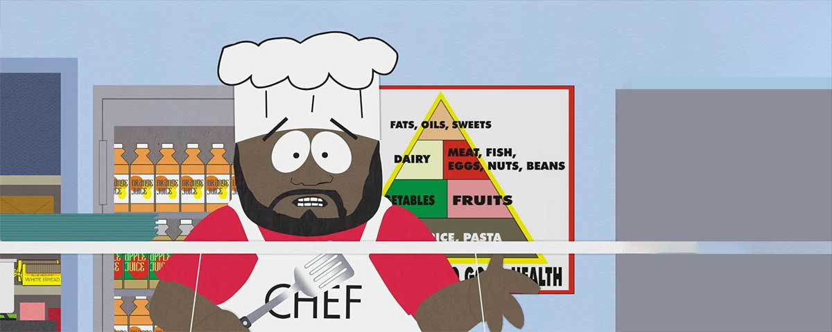 Quotes by Chef (South Park)