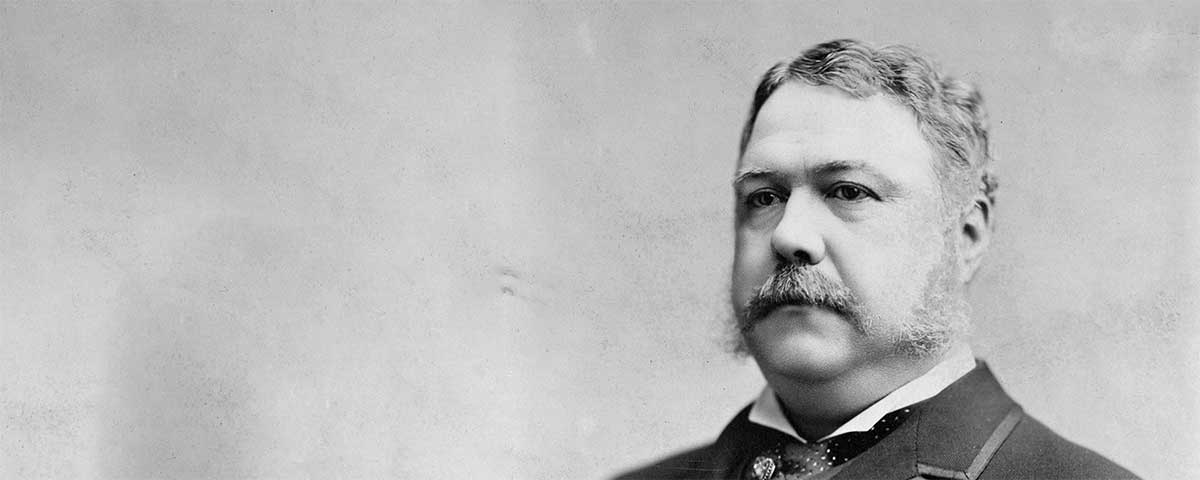 Quotes by Chester A. Arthur