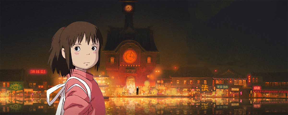 The best Quotes from Spirited Away