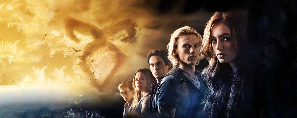 Book Quotes and Movie Quotes from The Mortal Instruments