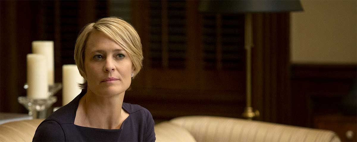 Quotes by Claire Underwood