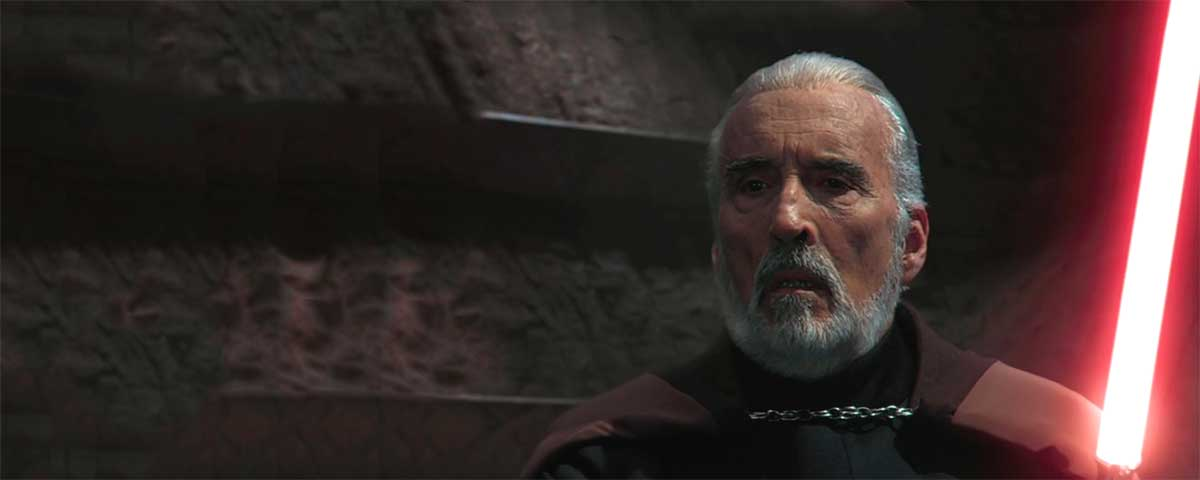 Quotes by Count Dooku