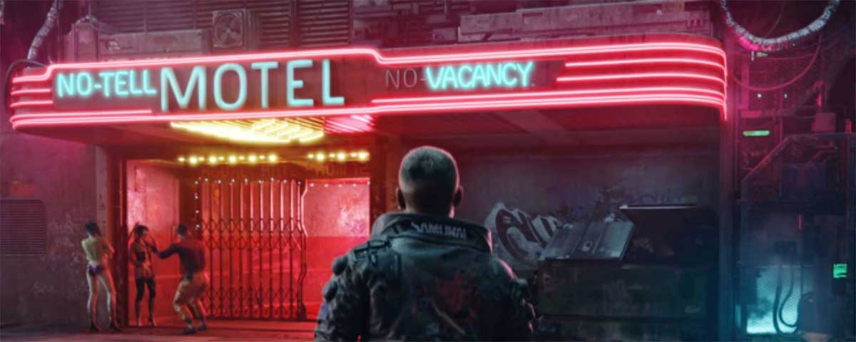 Game Quotes from Cyberpunk 2077