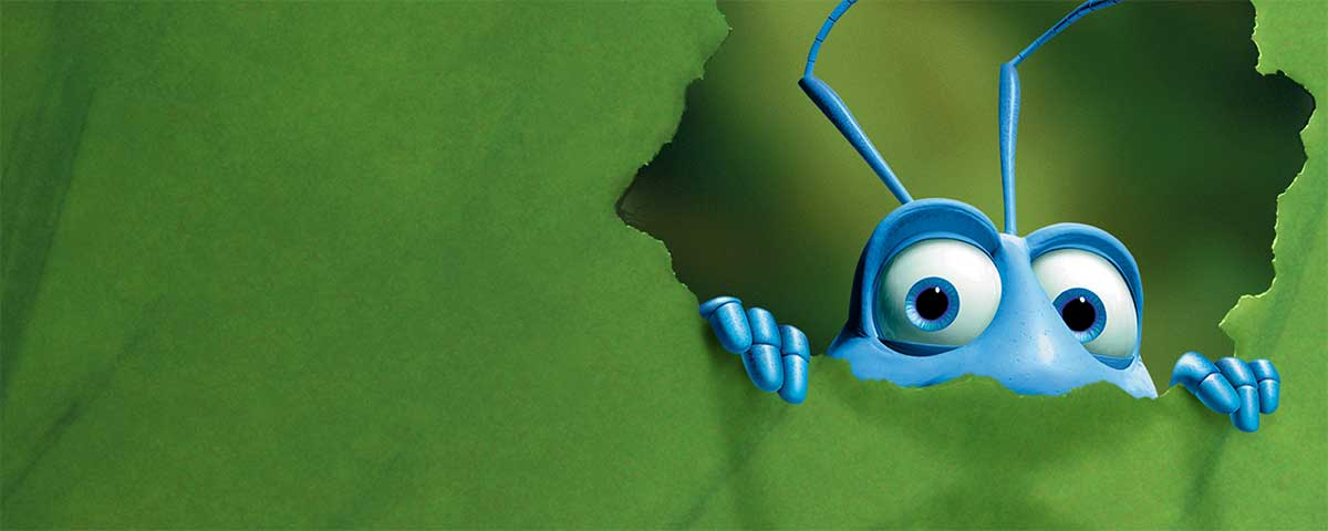 The best Quotes from A Bug's Life