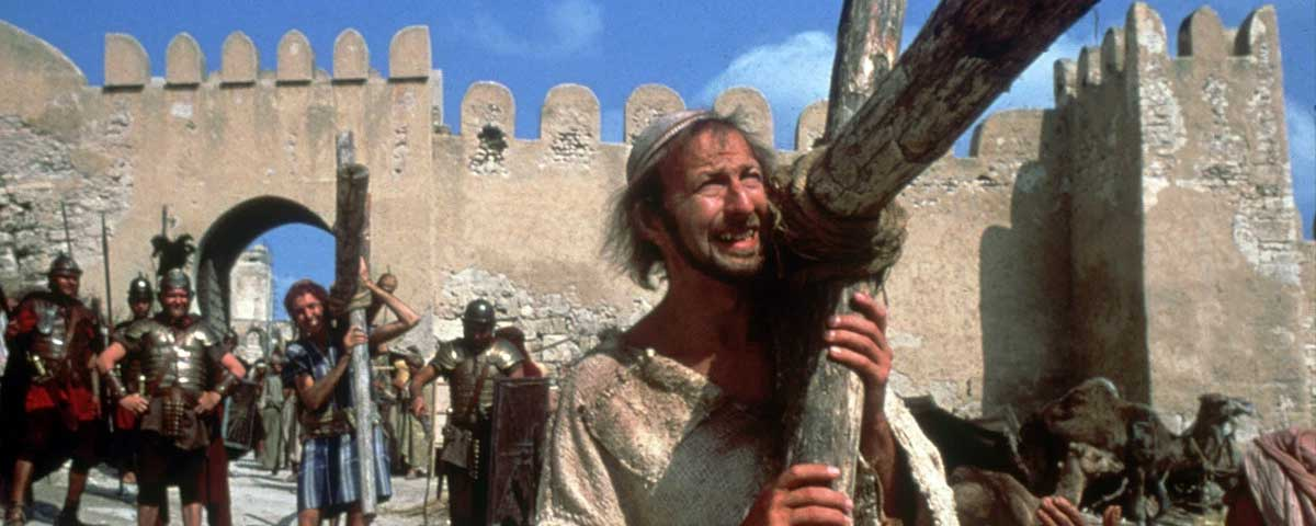 The best Quotes from Monty Python's Life of Brian