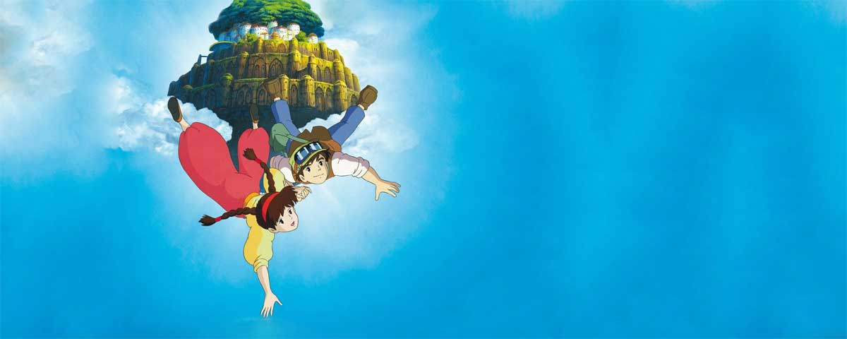 Quotes from Castle in the Sky