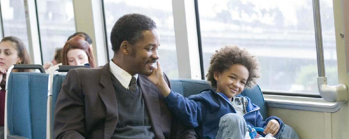 The best Quotes from The Pursuit of Happyness