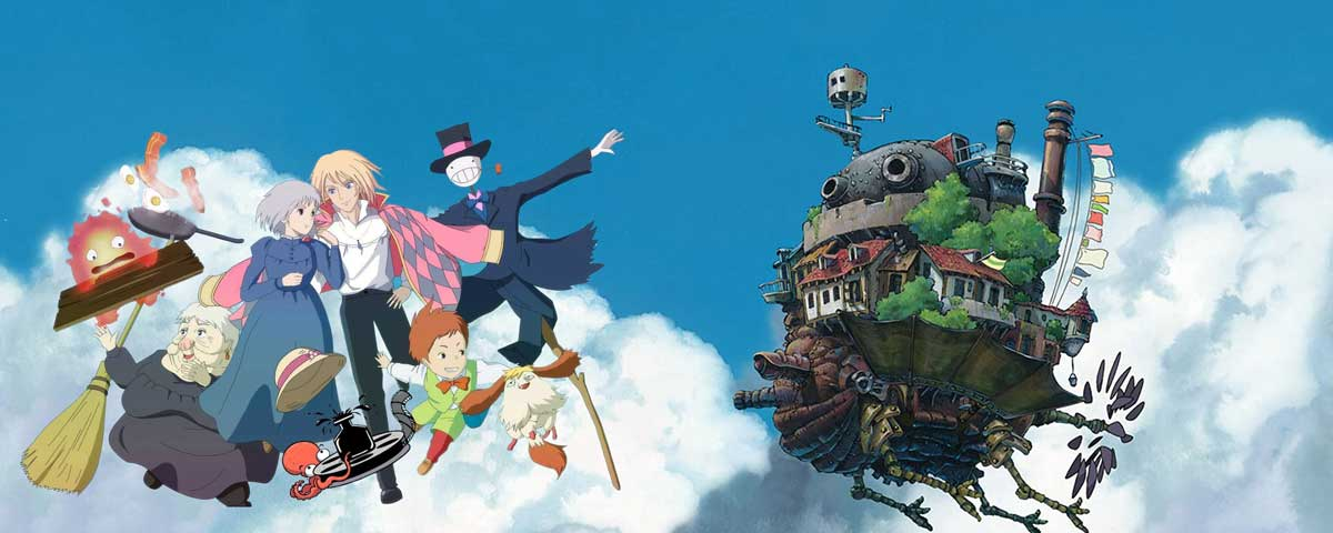 Quotes from Howl's Moving Castle
