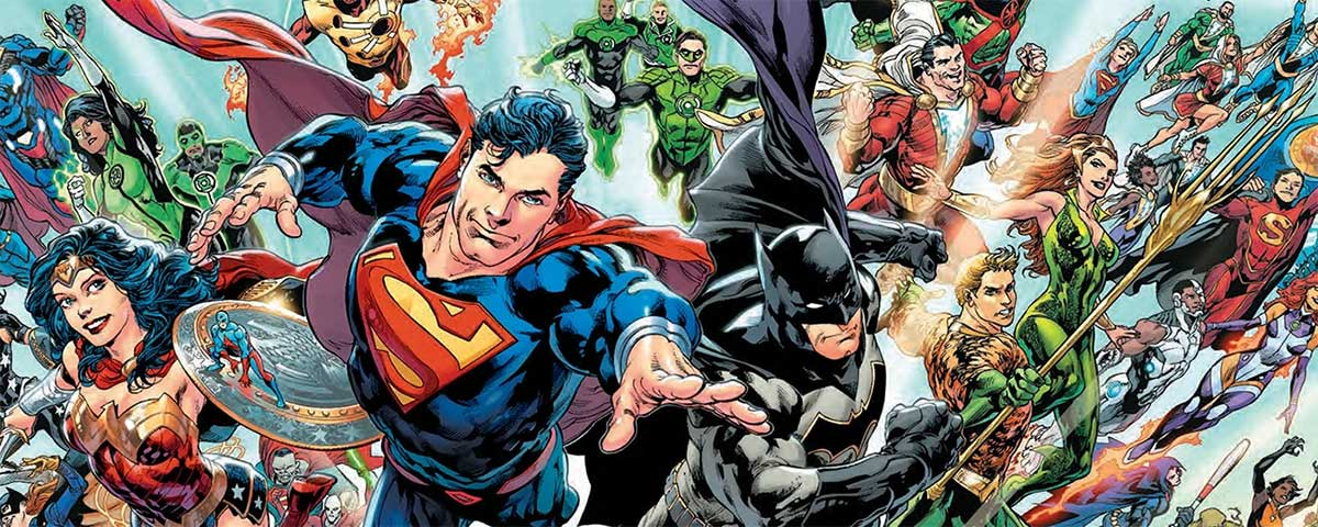 DC Comics - The best Quotes from the DC Universe