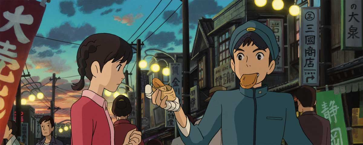 The best Quotes from From Up on Poppy Hill