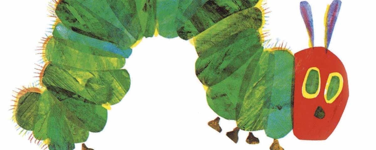 Quotes from The Very Hungry Caterpillar
