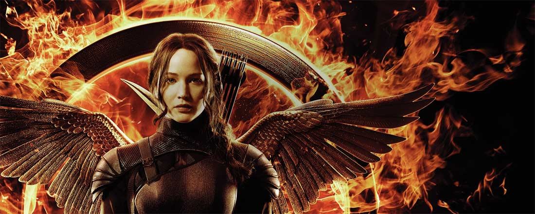 The best Quotes from The Hunger Games