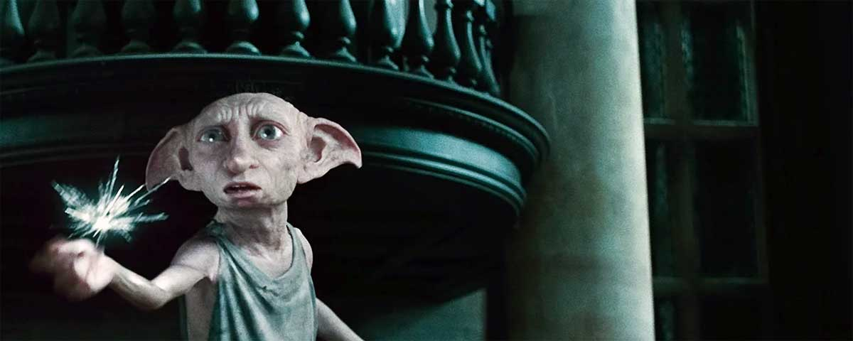 Quotes by Dobby