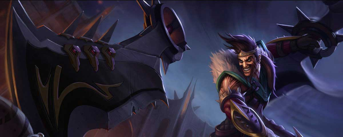 Quotes by Draven, the Glorious Executioner