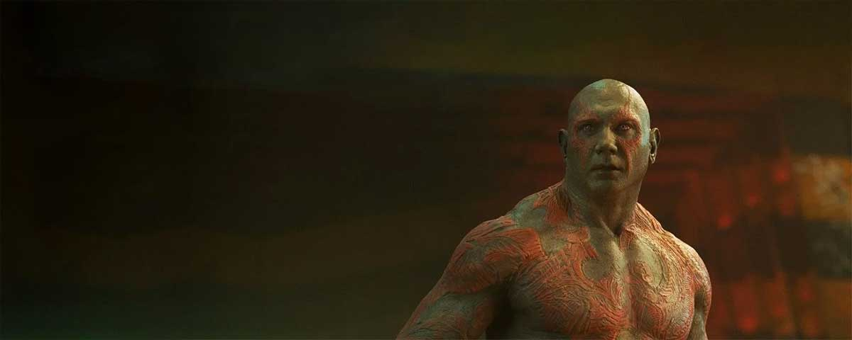 Quotes by Drax the Destroyer
