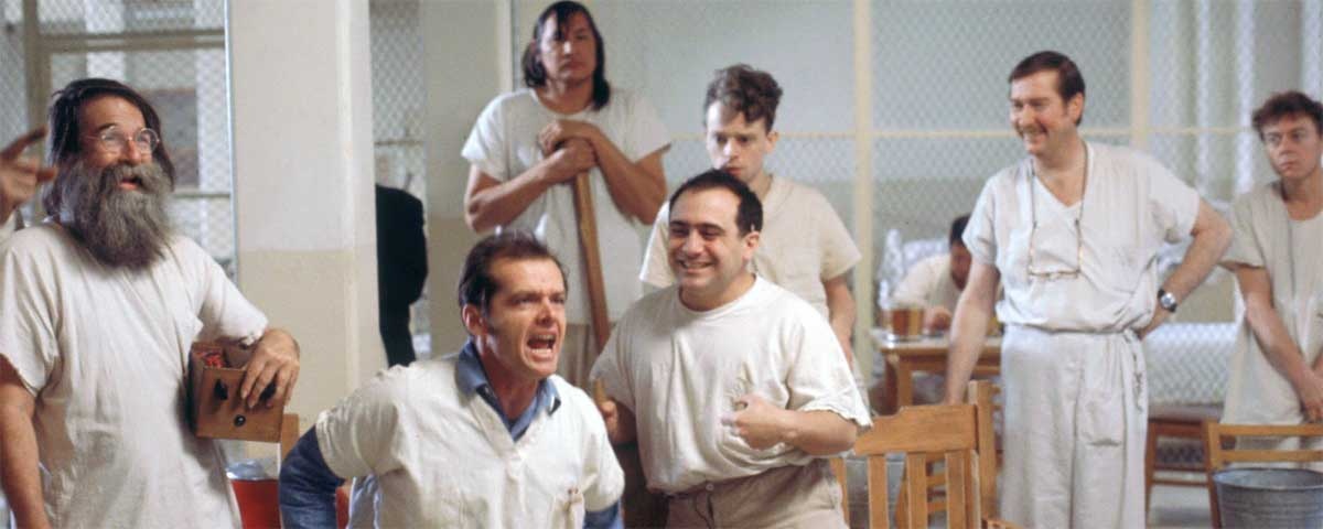 Quotes from One Flew Over the Cuckoo's Nest