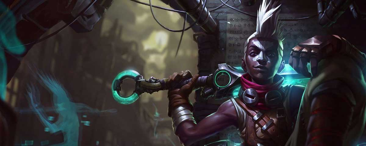 Quotes by Ekko, the Boy Who Shattered Time